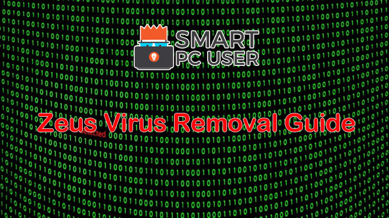 Zeus Virus Removal Guide